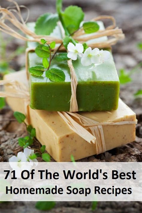 Handmade Soap Ideas - 25 best ideas about soap recipes on