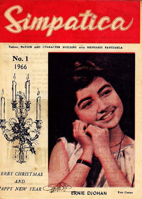 Majalah Cinemags Edisi Lama koleksi k atmojo majalah lama quot simpatica quot edisi perdana