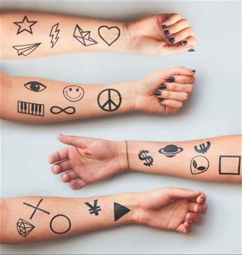 easy tattoo shop basic line pack tattoonie tattooforaweek temporary