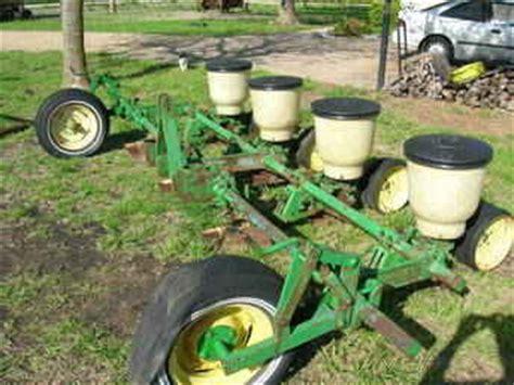 used farm tractors for sale john deere 71 flex planter