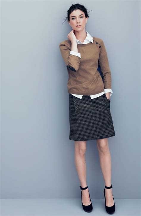 Chic Work Wardrobe by Picture Of Chic Layered For Work 11