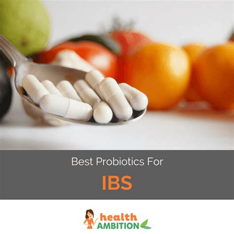 best probiotics what are the best probiotic supplements for ibs
