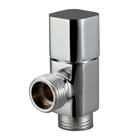 Robinet Equerre by Robinet D Arr 234 T Equerre Laiton Fini Chrome V012