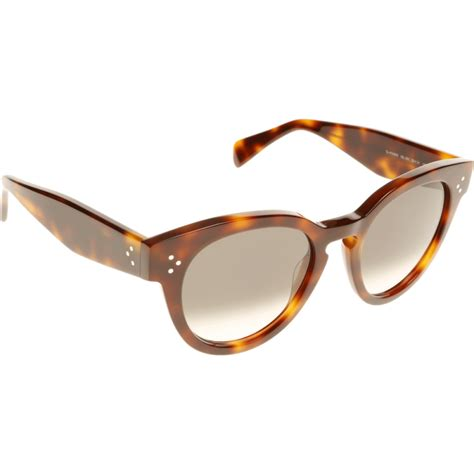 cl on l shades celine cl41049 s 05l 52 sunglasses shade station