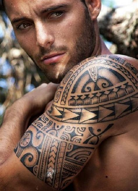 tribal spear tattoo 52 best polynesian designs with meanings