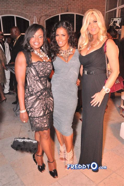 phaedra parks on club scene goal was not to fan any of phaedra parks sheree whitfield kim zolciak