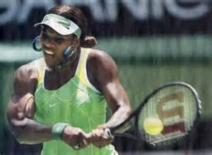 Serena williams is a man