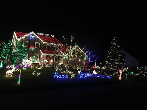 anderson township ohio christmas lights displays