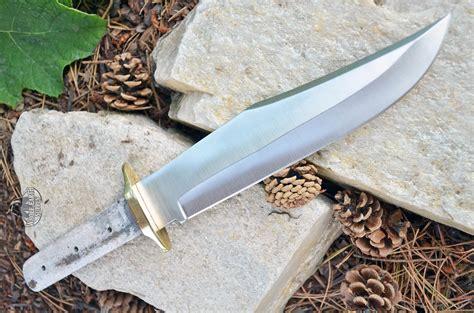 bowie knife blank knivesandknifemaking knife blank