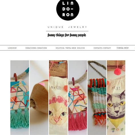 Websites For Handmade Items - beautiful websites that sell handmade goods