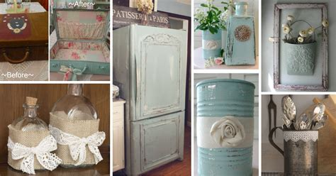home decor shabby chic style 25 diy shabby chic decor ideas for women who love the