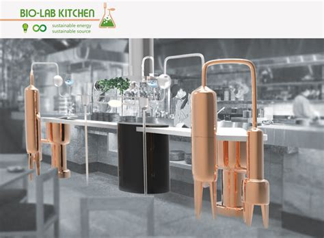 design lab kitchen bio lab kitchen uses biological cycle for preparing