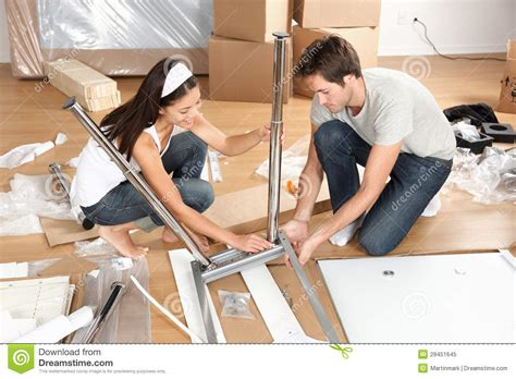 couches that can be assembled couple moving in together assembling furniture table