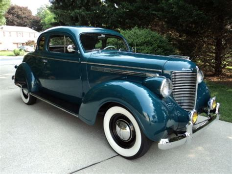 chrysler plymouth dodge 1938 38 chrysler royal business coupe mopar flathead 6
