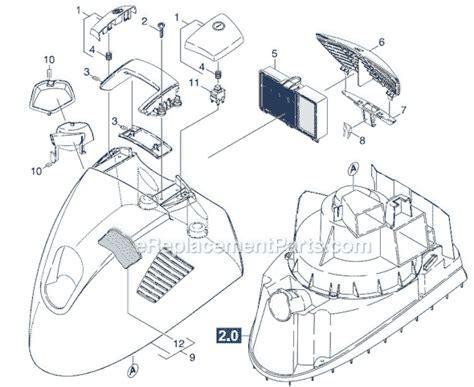 Staubsauger Mit Wasserfilter 395 by Karcher Ds 5500 Parts List And Diagram 1 195 102 0