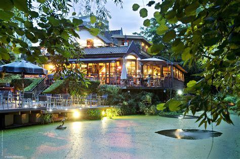 brasserie met tuin brussel the lodge restaurant de brasserie watermael boitsfort 1170