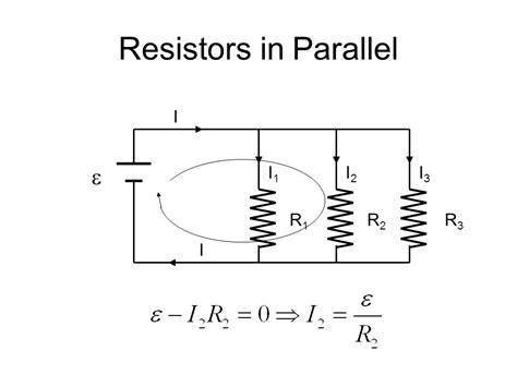 resistors in parallel theory 28 images elementary theory of electricity magnetism ohms and