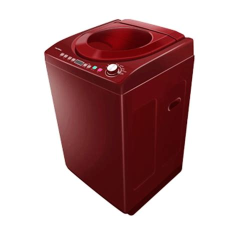 Mesin Cuci Polytron 1 Tabung Warna Merah Jual Polytron Paw 9512wm Merah Mesin Cuci 1 Tabung 9 5 Kg Harga Kualitas Terjamin