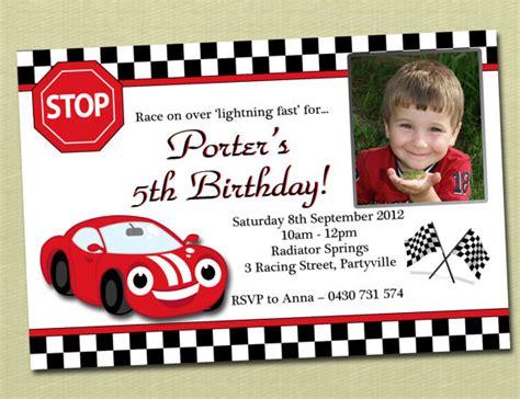 free printable birthday invitations race cars race car birthday party invitations dolanpedia