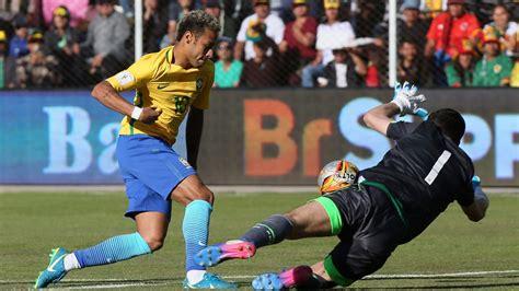 Brasil Hoy El Brasil De Neymar No Puede Con El Bolivia De Le Hoy