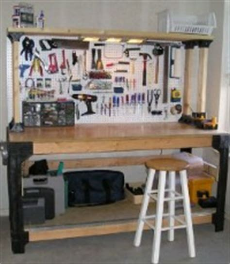 Ordinary How Much To Add A Garage With Bonus Room #9: Organize-your-garage-workbench.jpg
