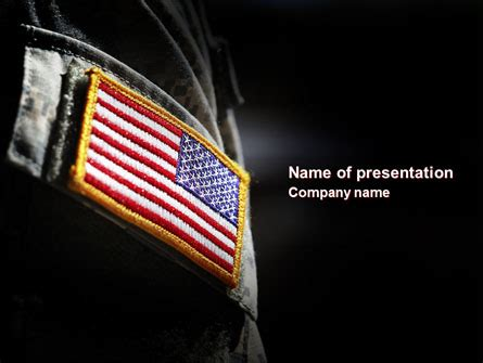British Army Powerpoint Templates And Backgrounds For Your Presentations Download Now Army Powerpoint Template