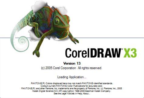 tutorial install coreldraw x3 13 profilsmkpgri13sby software tutorial instala 231 227 o coreldraw x3 dario silva