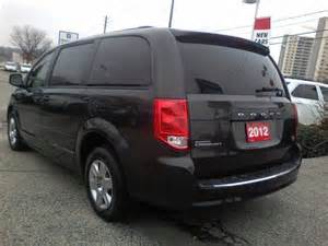 2012 dodge grand caravan se sxt passenger waterloo
