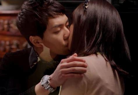 film romantis korea paling hot adegan ciuman paling hot drama korea segiempat