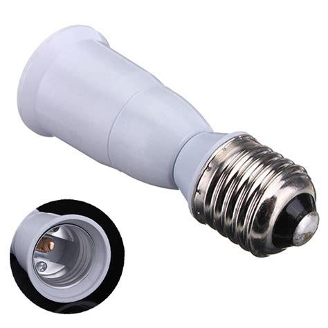 light bulb socket extension e27 to e27 extension socket base light bulb l adapter