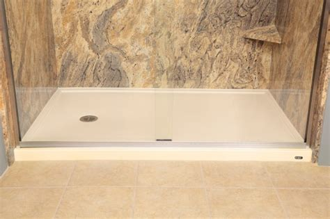 shower base to replace bathtub how to repair a fiberglass tub shower pan chips cracks