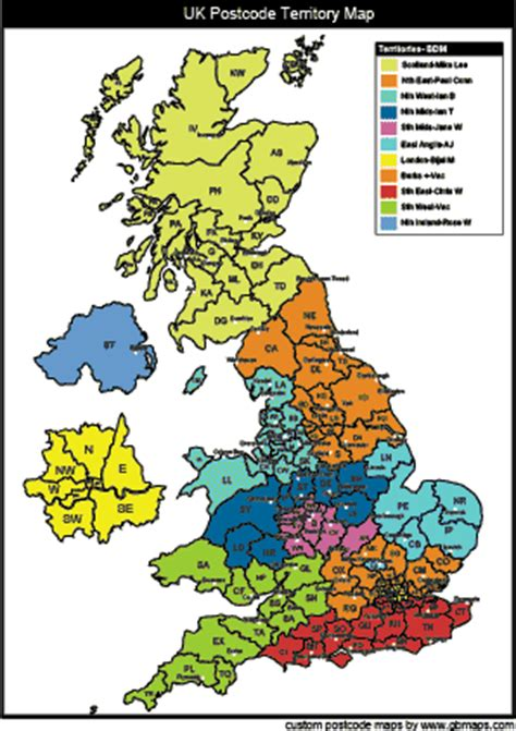 zip code map uk map uk zip codes uk postcode maps and county map colouring