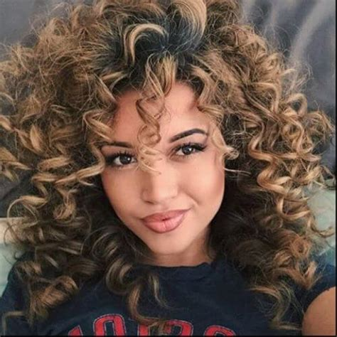 frizzy hair colour from 45 feather cut hairstyles for short medium 45 blonde highlights ideas for all hair types and colors