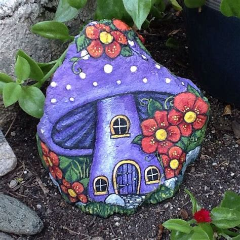 Painted Rocks For Garden 25 Unique Rocks Ideas On Pinterest Rock Crafts Pet Rocks Craft And Painted Rocks