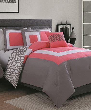 coral and grey bedding best 25 bedroom comforter sets ideas on pinterest comforter sets grey comforter