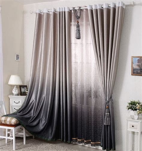 modern drapes elegant modern curtain designs and ideas for decorating home
