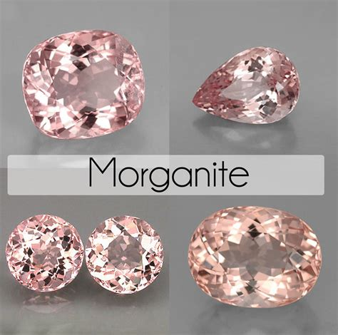 Beautiful Color Palettes by Morganite Rings And Gemstone Giveaway November