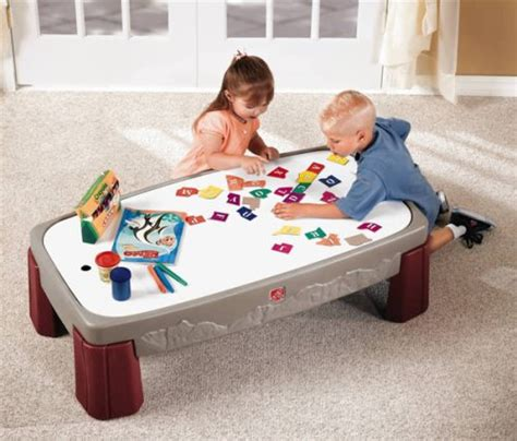 Step2 Deluxe Road And Track Table by