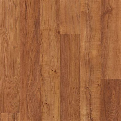 Shaw Flooring Laminate Shaw Collection Ii Faraway Hickory 8 Mm X 7 99 In Wide X 47 9 16 In Length Laminate