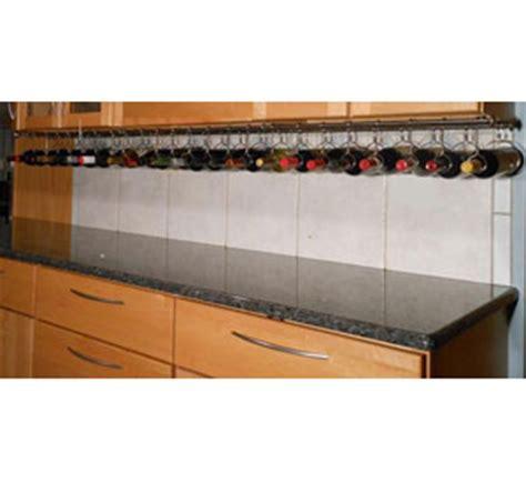 under cabinet wine racks stainless steel under cabinet wine rack in wine racks