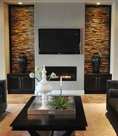 modern living rooms ideas best 25 entertainment wall ideas on wall