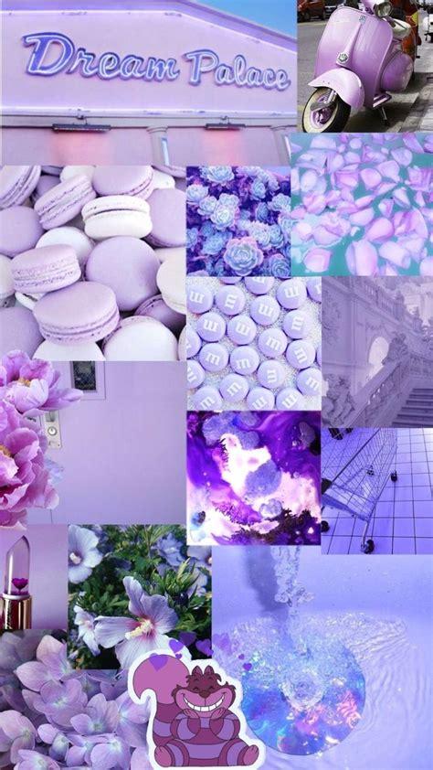 purple aesthetics purple wallpaper iphone violet