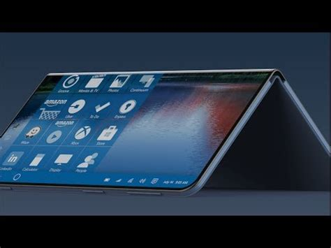 microsoft s10 (surface) phone | 2018 | concept | doovi