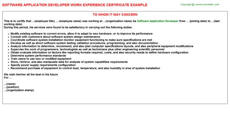 application letter for work experience sle letter applying for work experience free teaching