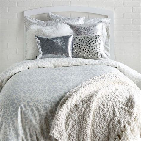 snow leopard comforter pin by dormify on dorm bedding loves pinterest