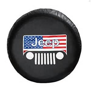 Jeep Liberty Tire Cover Amooca Jeep Wrangler Liberty Spare Tire Cover Tj Jk Size