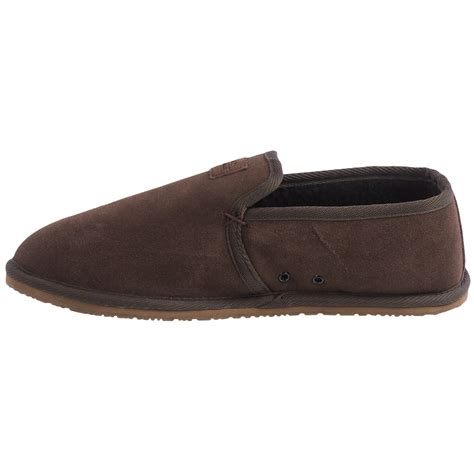 turkey slippers o neill surf turkey low suede slippers for save 78
