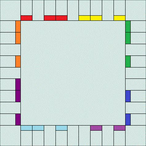 layout of monopoly board game image gallery monopoly board layout
