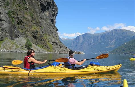 fjord kayaking bergen romantic weekend in bergen visitbergen