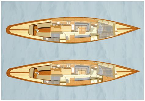 sailing yacht layout the new fairlie 55 spirit of tradition sailing yacht